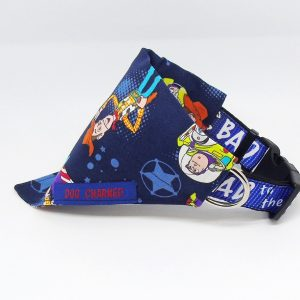 toy story dog bandana