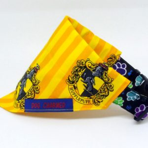 hufflepuff bandana