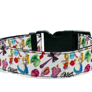 alice dog collar