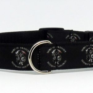 sons of anarchy dog collar