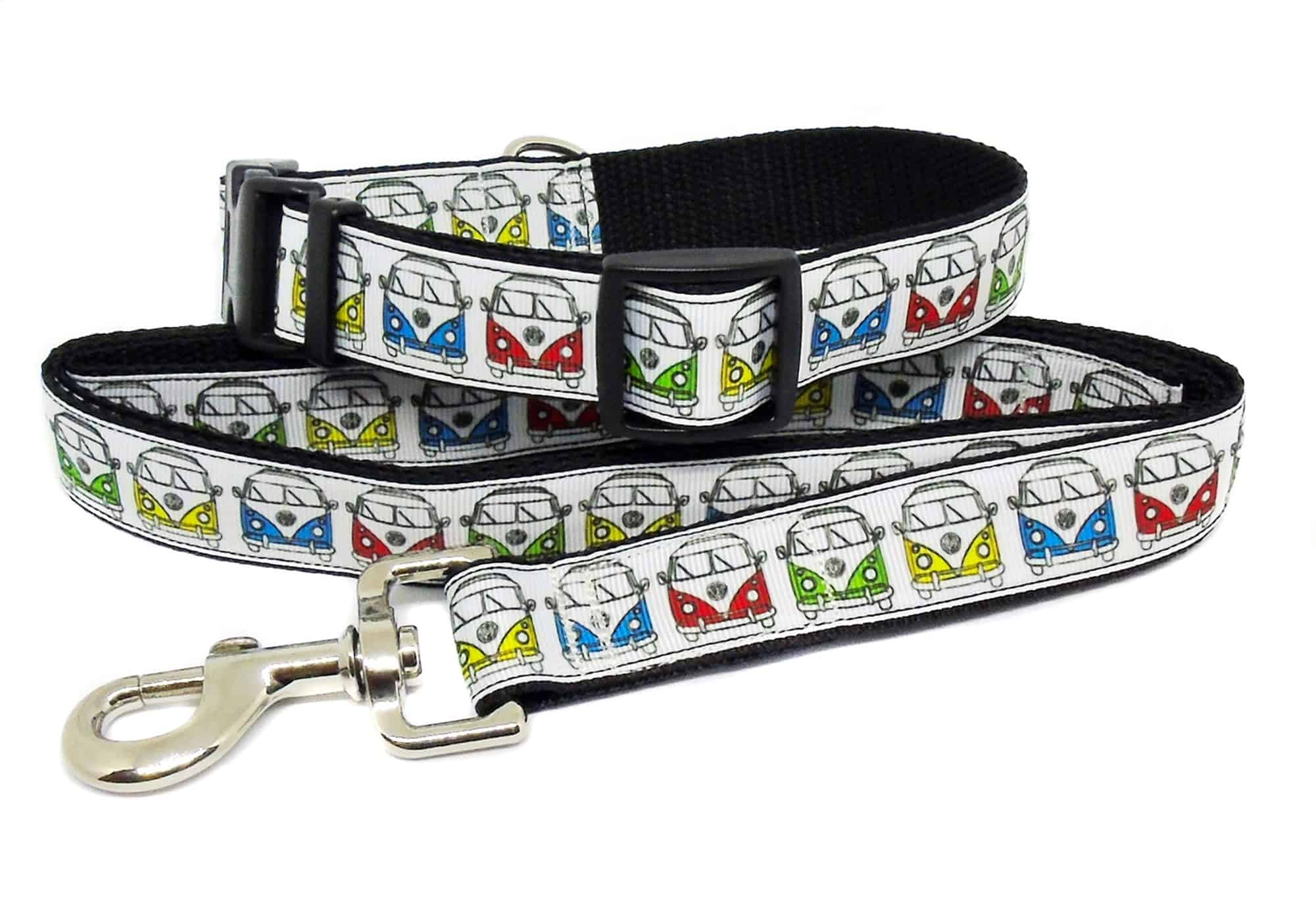 campervan collar and lead
