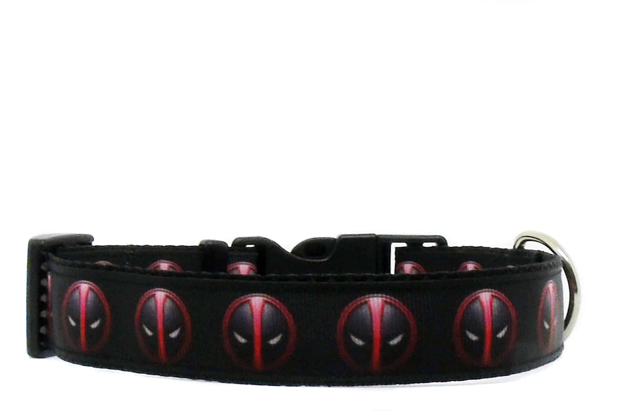 deadpool collar