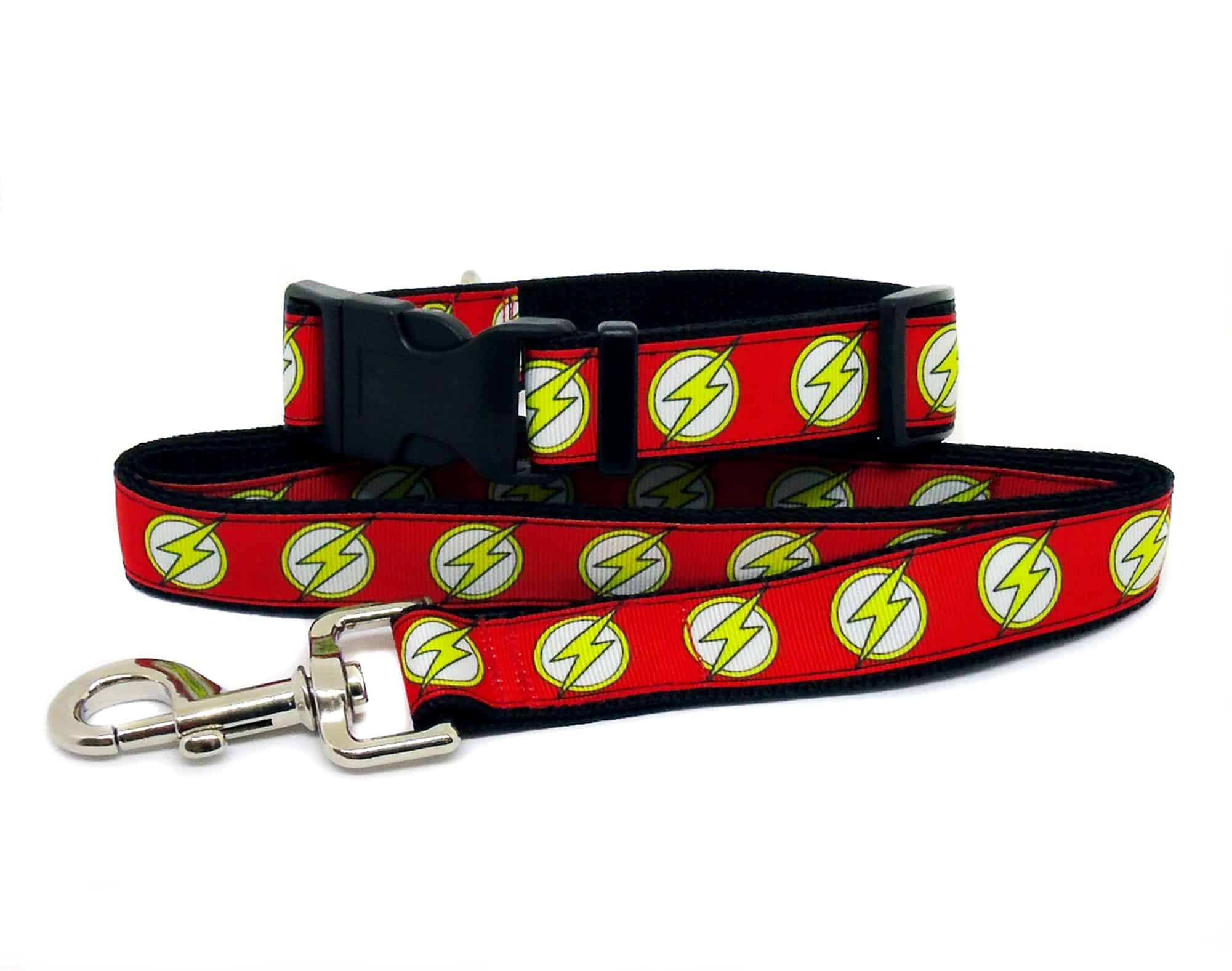 flash collar and lead
