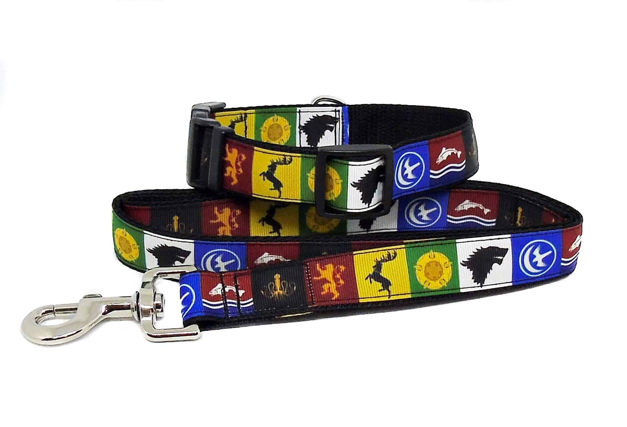 game of thrones collar and lead