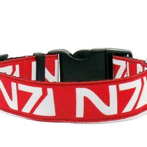 mass effect dog collar