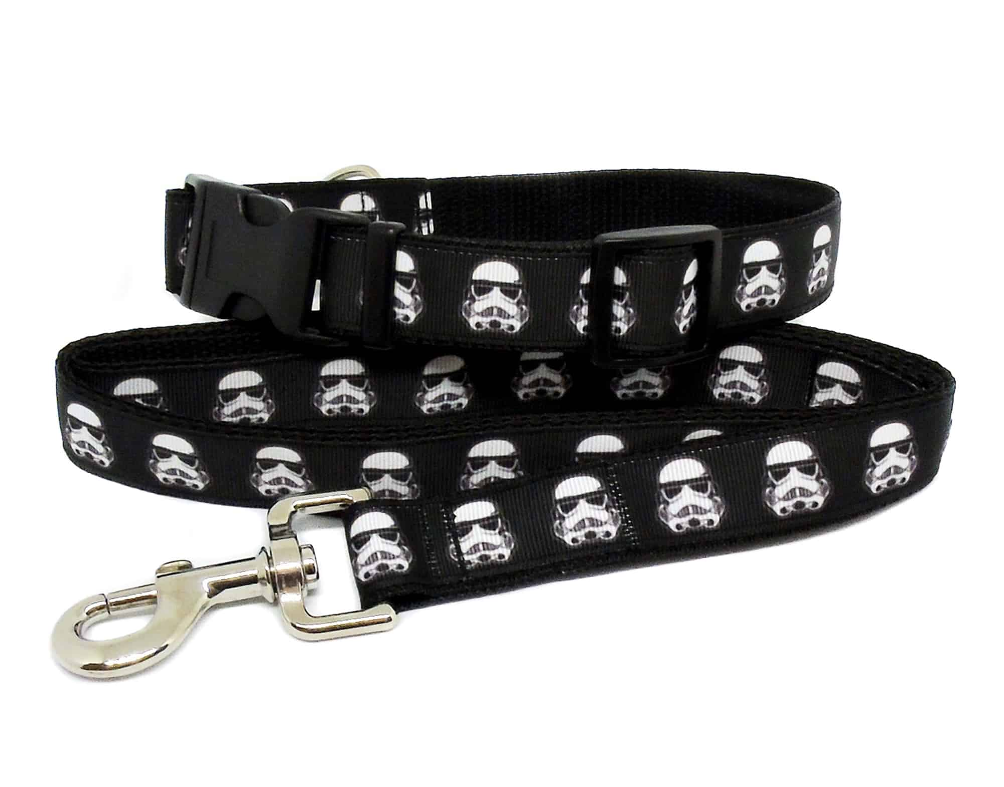 stormtrooper collar and lead