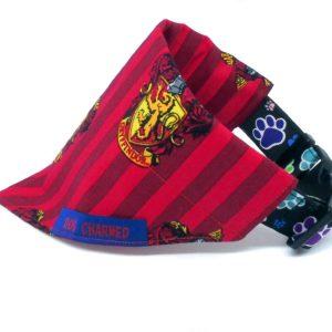 gryffindor dog bandana