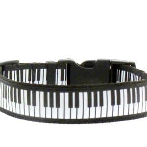 piano dog collar