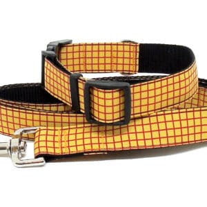 woody collar and lead
