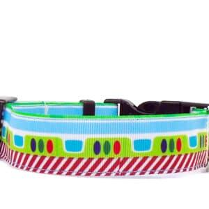 buzz dog collar