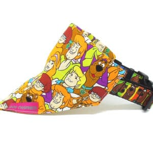 Scooby Dog Bandana