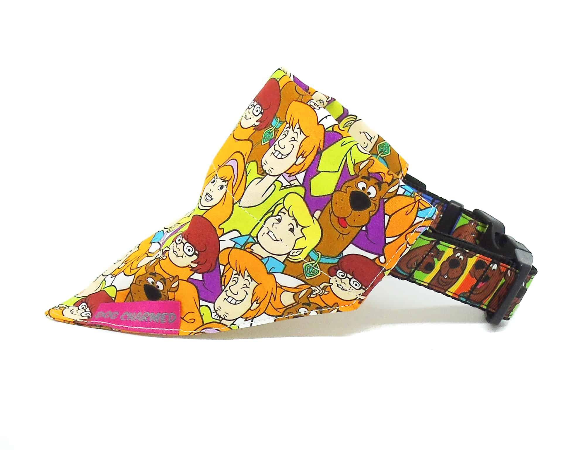 Scooby Dog Bandana