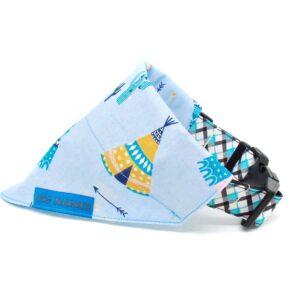 teepee dog bandana